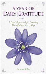 Year of Daily Gratitude (Guided Journal) - Lorraine Miller